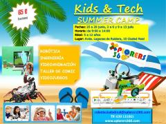 Kids & Tech - Summer camp